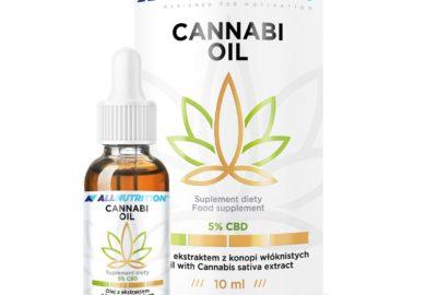 Skuteczny olej konopny CBD   w 100% naturalny